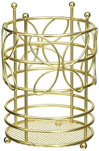 Galileo Casa 2415599 bestekmand, gesatineerd staal, goud
