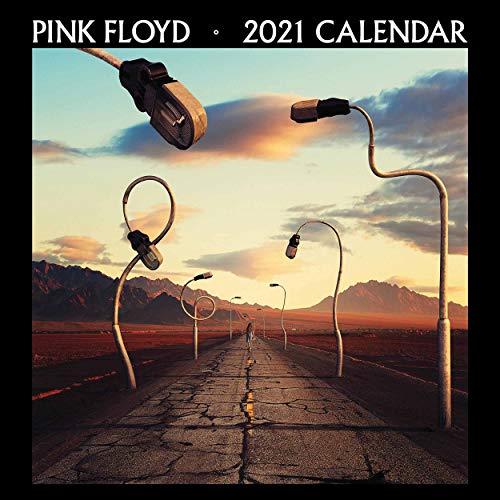 Unbekannt Pink Floyd Unisex Wandkalender 2021, Papier, 30 x 30 cm
