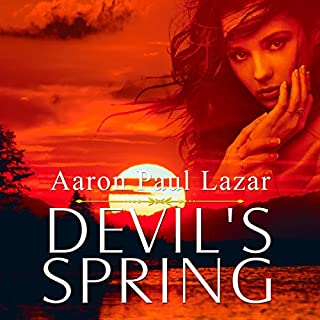 Devil's Spring audiobook cover art