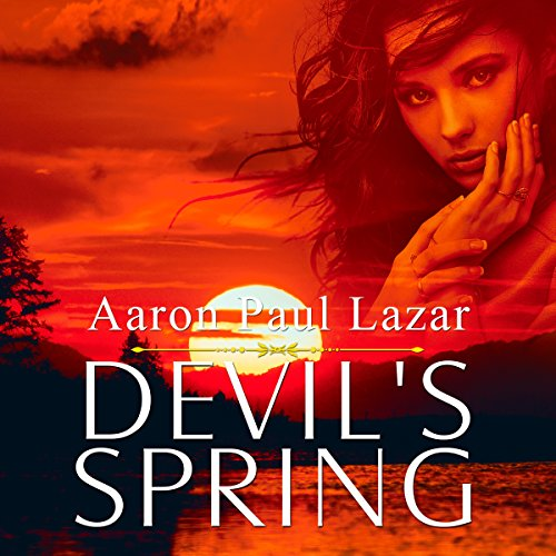 Devil's Spring audiobook cover art