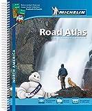 Atlas North America. Road Atlas. USA, Canada, Mexico (A4 Spirale) 99520 (15) (Atlas de carreteras Michelin)