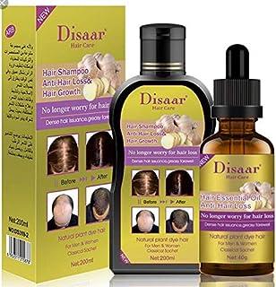 Disaar Hair Shampoo Anti Hair Loss & Hair Growth Oil