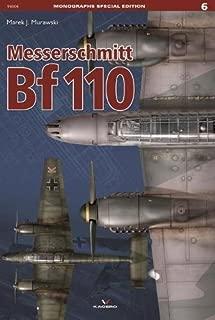 Messerschmitt Bf - 110 (Monographs Special Edition)