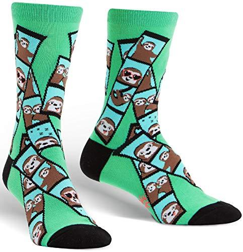 Sock It To Me Damen crew-socken - Oh Snap! (Größe 36-42)