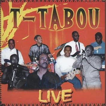 T-tabou kap mache (Live)