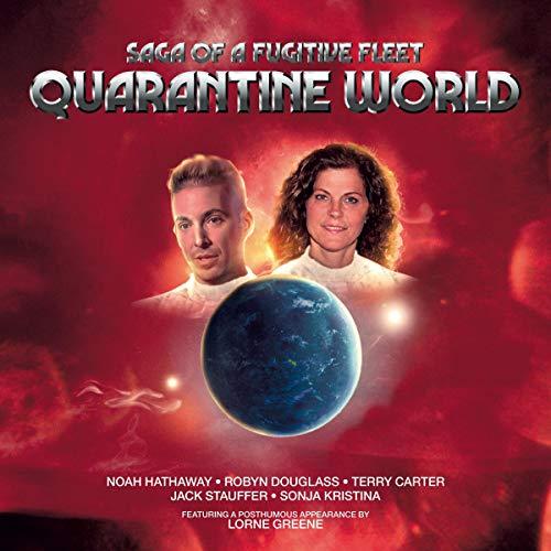 Quarantine World Titelbild