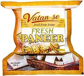 Vatan Se Fresh Paneer, 500 g - Chilled