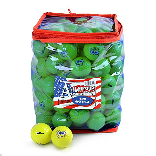 Bolas Golf Wilson 12 Marca Second Chance