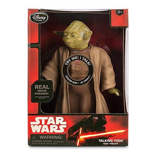 Star Wars Muñeco parlante/interactivo Yoda. Original