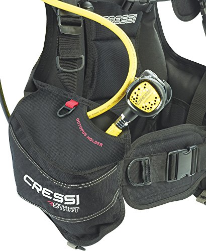 Cressi Durable Start Jacket Style BCD for Scuba Diving