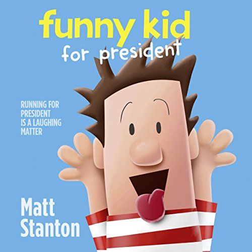 Couverture de Funny Kid for President