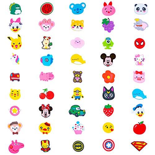 Le-mi 45 Imanes Nevera niños niñas Animales Granja Frutas Coches Dibujos Bonitos magneticos iman Infantil Regalo Juguete 1 año 2 años 3 años 4 años pequeños Colores Bebe Zoo Pack