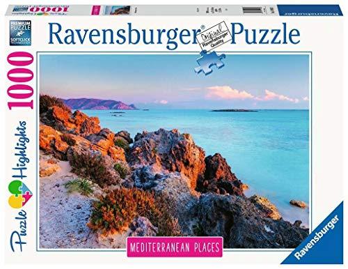 Ravensburger Puzzle da 1000 Pezzi - Mediterranean Greece