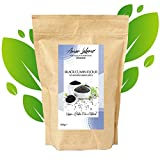 Amor Labor Schwarzkümmelmehl 500g - Glutenfrei, Cholesterinfrei, Nährstoffreich - Vegan - Schwarzkümmelsamen gemahlen - zum Kochen und Backen | perfekt für salzige Rezepte