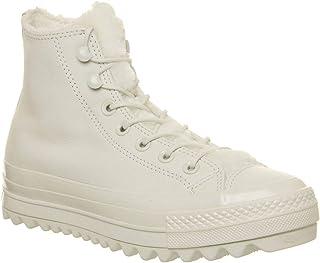 793999a6f381e Converse All Star Lift Ripple Femmes Vintage Blanc Hi Basket
