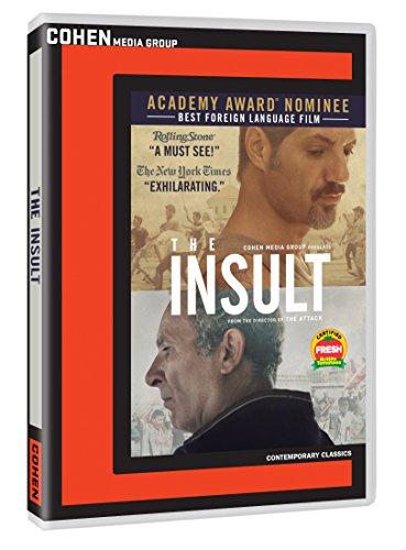 INSULT - INSULT (1 DVD)