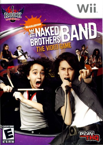 Naked Brothers Band - Nintendo Wii [video game]
