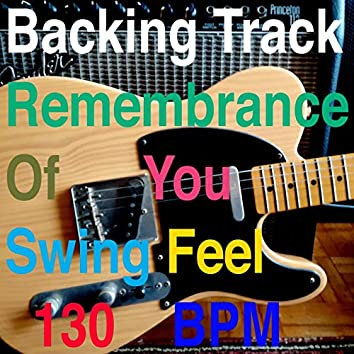 Backing Track Remembrance Of You