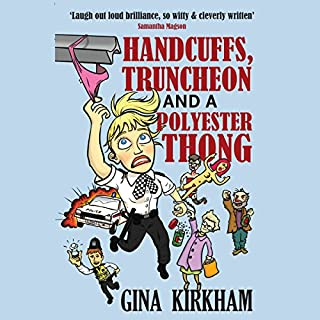 Handcuffs, Truncheon and a Polyester Thong cover art