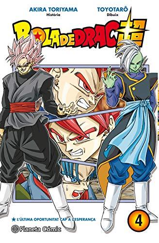 Bola de Drac Super nº 04 (Manga Shonen)