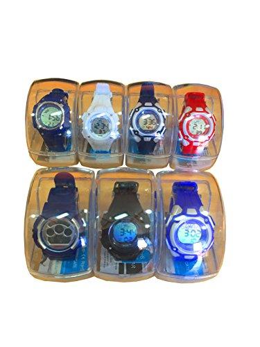 Mingrui Griffith Reloj infantil deportivo resistente al agua
