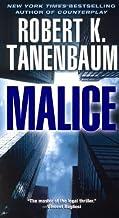 Malice (A Butch Karp-Marlene Ciampi Thriller) by Robert K. Tanenbaum (2008-02-26)