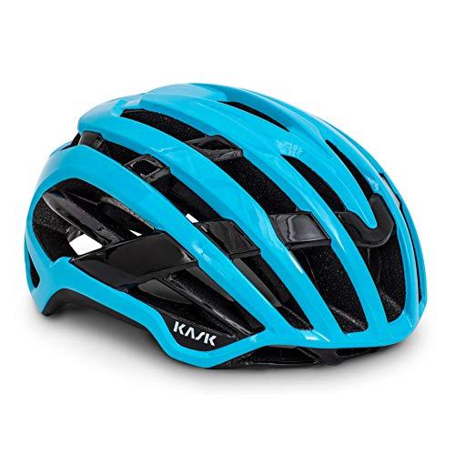 Kask Valegro - Casco da Bici da Strada, Unisex, Unisex, Valegro, Bleu Clair, M - 48/58cm