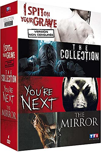 Horreur: I Spit on Your Grave Mirror/You're Next/The Collection