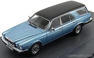 Jaguar XJ SIII Estate by Ladbroke-Avon, metallic-light blue, RHD, 0, Model Car, Ready-made, Matrix 1:43