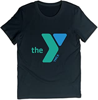 National Council of YMCAs of The USA Logo Shirts for Men Black