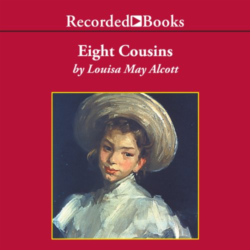 Page de couverture de Eight Cousins