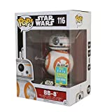 Funko 9625 – Star Wars Episode VII, Pop Vinyl Figure 116 BB-8 Droid Thumbs Up Edition