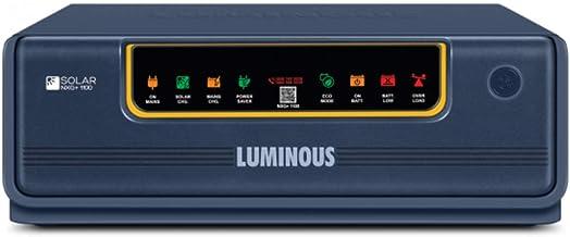 Luminous NXG 1100 12V 700VA Solar UPS, Multicolour