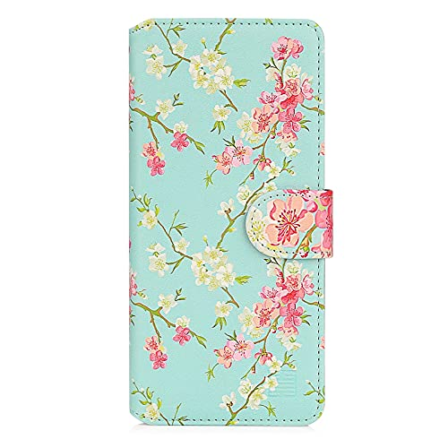 32nd Floral Series 2.0 - Design PU Leather Book Wallet Case Cover for...