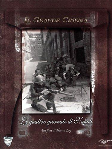 Locandina Le Quattro Giornate Di Napoli (1962)