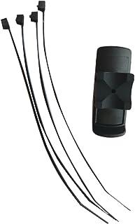 Sharplace Fietshouder voor motorfiets, compatibel met Garmin eTrex Dakota 10 20 30 GPS Rino
