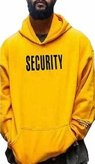Men Casual Hoodies Purpose Tour Printed Autumn Loose Sweatshirt