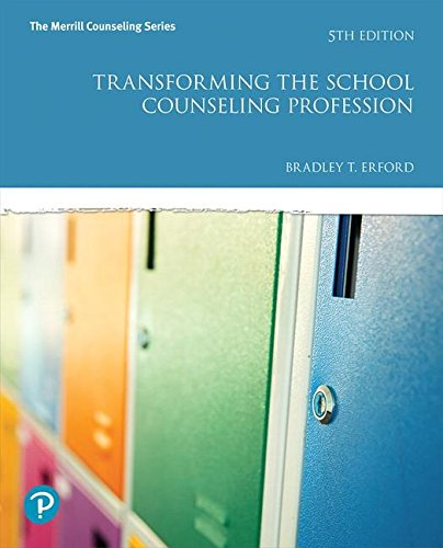 MyLab Counseling with Pearson eText -- Access Card -- for Transforming the School Counseling Profession
