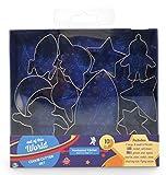 Handstand Kitchen Rockets and Planets 10-piece Cookie Cutter Assortment