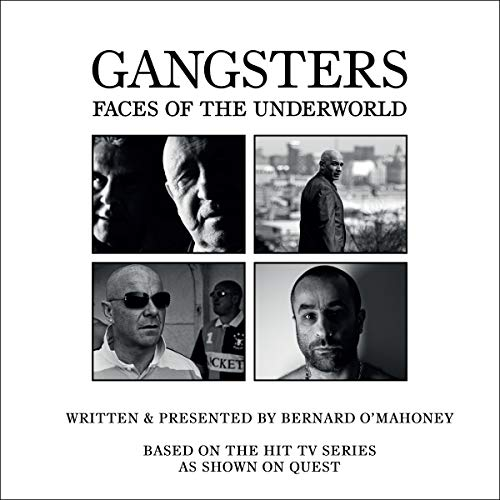 British Gangsters: Faces of the Underworld S.2 audiobook cover art