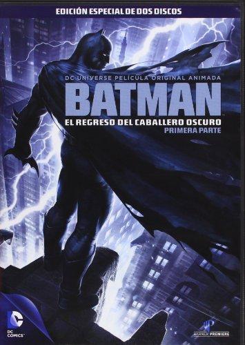 El Regreso Del Caballero Oscuro Parte 1 - Edición 2 Discos [DVD]