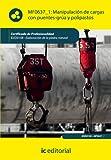 Manipulación de cargas con puentes-grúa y polipastos. IEXD0108...