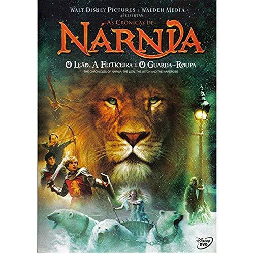 DVD - As Cronicas de Nárnia - O leão, a Feiticeira e o Guarda - Roupa