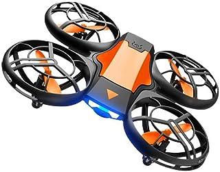 apofly V8 Mini Drone avec Caméra pour Enfants, WiFi Rc Geste Contrôle Altitude Maintenir Rc Quadcopter Enfants Jouet Orang...