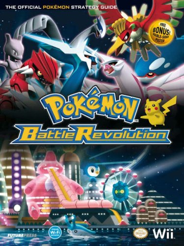 """""""Pokemon Battle Revolution"""" Official Guide (Official Strategy Guide)"""
