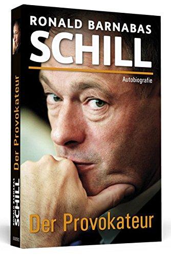 Der Provokateur: Autobiografie
