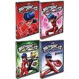 Miraculous: Tales of Ladybug & Cat Noir - TV Series DVD Collection - 26 Episodes + Bonus Features