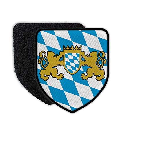Copytec Patch BW Bayern Typ 3 Freistaat Bundeswehr Polizei Bundespolizei #26310