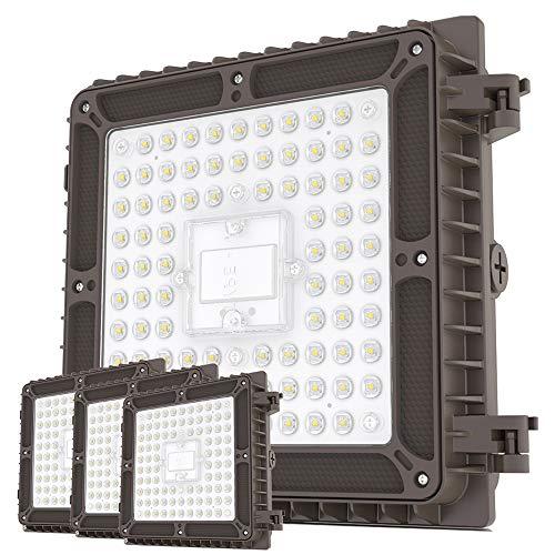 HYPERLITE 45W LED Canopy Light (4 Pack) 5850LM (130Lm/w) 5000K Daylight 9.1