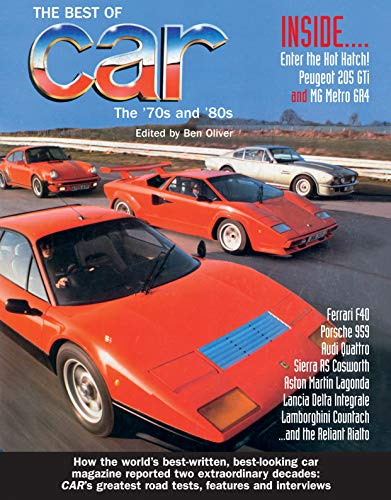 The Best of Car Magazine: The 70...